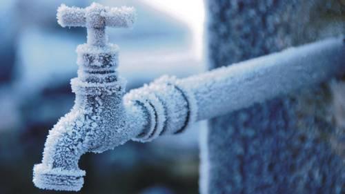 Разморозка водопровода
